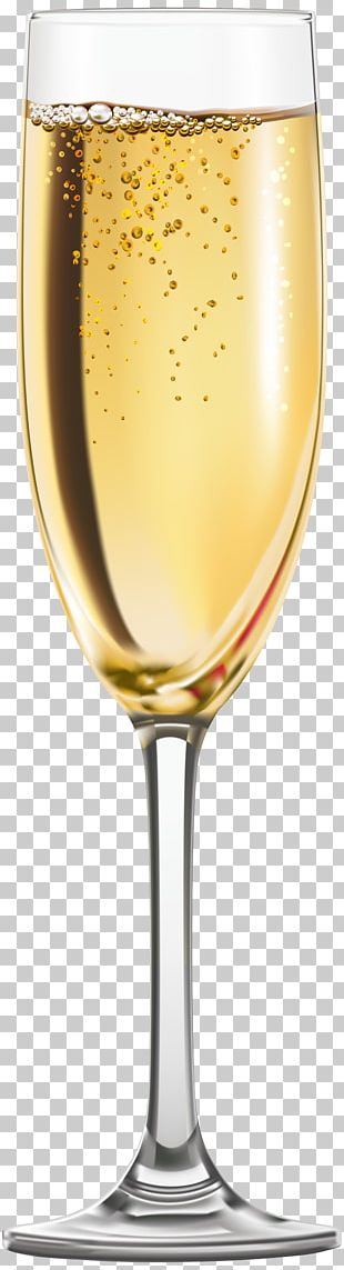 White Wine Champagne Cocktail Wine Cocktail PNG