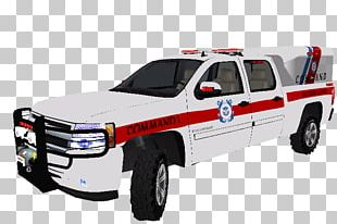 Car Truck Bed Part Motor Vehicle Emergency Vehicle Emergency Service PNG