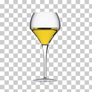 Wine Glass White Wine Champagne Glass Stemware PNG