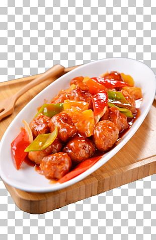 Sweet And Sour Pork Chili Con Carne Pineapple PNG