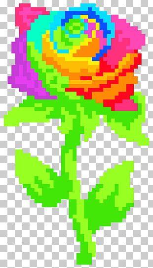 Bead Pixel Art Cross-stitch Pattern PNG