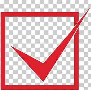 Computer Icons Red Tick PNG