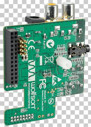 Microcontroller Electronics Sound Cards & Audio Adapters TV Tuner Cards & Adapters Raspberry Pi PNG