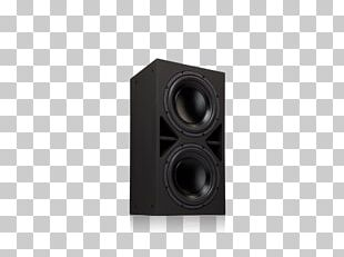 Subwoofer Computer Speakers Sound Box Studio Monitor PNG
