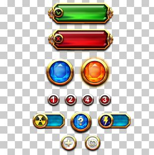 Game Button Jewel Destroyer Graphical User Interface PNG