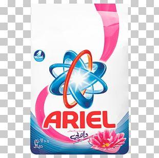 Ariel Laundry Detergent Washing Machines PNG