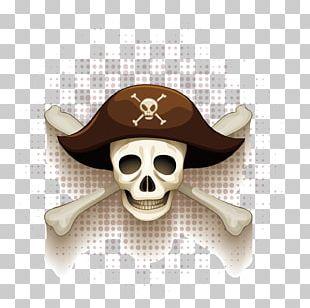 Piracy Illustration PNG