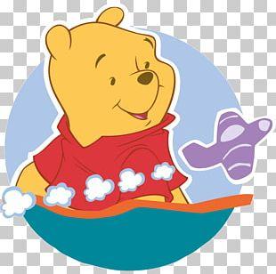 Winnie-the-Pooh PNG