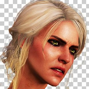 The Witcher 3: Wild Hunt Ciri Video Game Character PNG