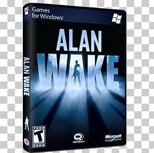 Alan Wake Xbox 360 Red Dead Redemption Video Game Microsoft Studios PNG