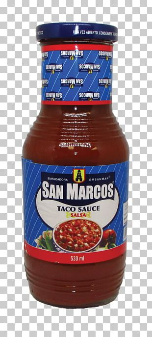 Salsa Mexican Cuisine Taco San Marcos Sweet Chili Sauce PNG