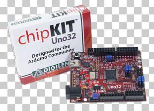 Microcontroller Arduino Input/output Electronics Computer Hardware PNG
