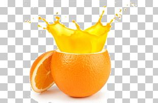 Orange Juice Vegetarian Cuisine Orange Drink PNG
