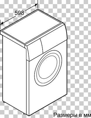 Washing Machines Siemens Robert Bosch GmbH Home Appliance Artikel PNG