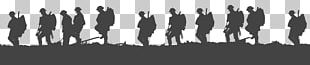 Lest We Forget First World War Soldier Silhouette Military PNG