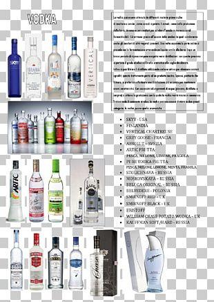 Liqueur Glass Bottle Vodka Plastic Bottle PNG