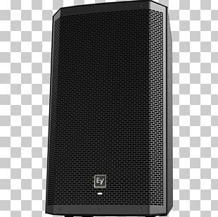 Electro-Voice ZLX-P Powered Speakers Loudspeaker Public Address Systems PNG