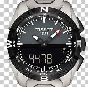 Tissot Astron Solar-powered Watch Bracelet PNG