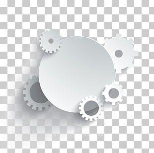 Gear Shape Euclidean Icon PNG
