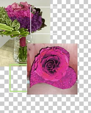 Garden Roses Floral Design Flower Bouquet Mother's Day PNG