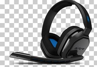 PlayStation 4 Microphone ASTRO Gaming Video Game Headphones PNG