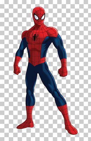 Ultimate Spider-Man Venom Standee Comic Book PNG