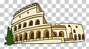 Colosseum Ancient Rome Circus Maximus Fall Of The Western Roman Empire PNG
