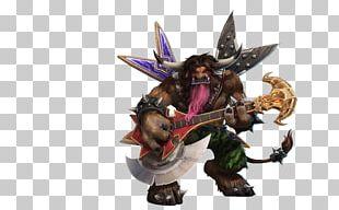 Heroes Of The Storm Video Game Tauren PNG