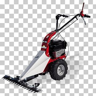 Mower Two-wheel Tractor String Trimmer Machine Garden PNG