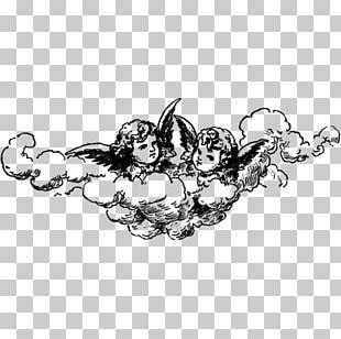 Cherub Angel Cupid Drawing Stock Photography PNG