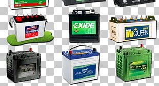 Electric Battery Power Inverters Power Converters Automotive Battery PNG