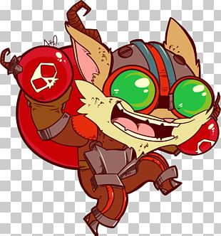 League Of Legends Red Canids Riot Games Fan Art PNG