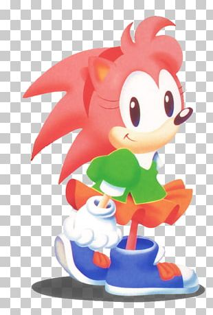 Sonic CD Sonic The Hedgehog Amy Rose Doctor Eggman Sonic Heroes PNG