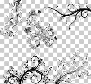 Floral Ornament Decorative Arts Floral Design PNG