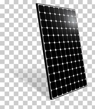 Solar Panels Photovoltaics Monocrystalline Silicon AU Optronics Solar Power PNG