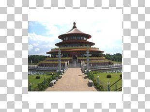 Chinese Architecture Historic Site Himmelspagode China PNG