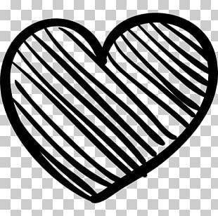 Heart Drawing Computer Icons Sketch PNG