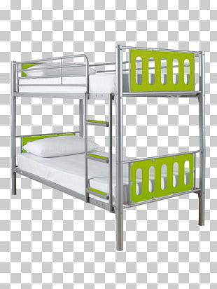 Bed Frame Bunk Bed Table Bedroom PNG