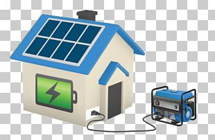 Stand-alone Power System Grid Energy Storage Off-the-grid Electrical Grid PNG
