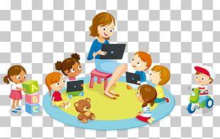 Child Teacher Education PNG