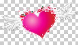 Love Heart Desktop PNG