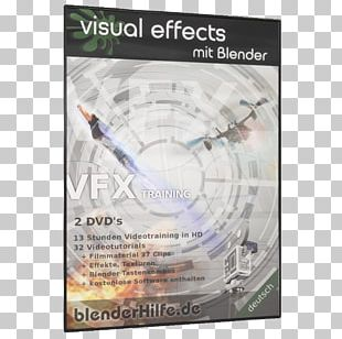 Visual Effects Blender Match Moving Tutorial Computer Program PNG