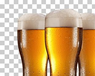 Wheat Beer Beer Cocktail Lager Beer Glasses PNG