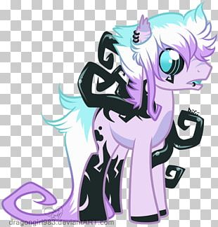 Horse Pony Fiction Cat PNG