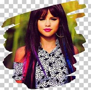 Selena Gomez Hit The Lights Hairstyle Hair Coloring PNG