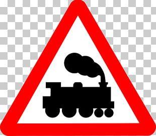 Train Rail Transport Traffic Sign PNG