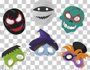 Halloween Mask Euclidean PNG