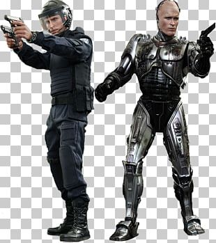 RoboCop Winston Zeddemore Ray Stantz Action & Toy Figures Hot Toys Limited PNG