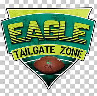 Central Methodist University Central Methodist Eagles Tailgate Party Logo Green PNG