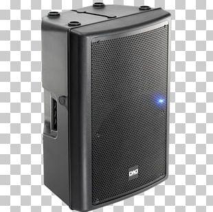 Loudspeaker Enclosure Powered Speakers Sound Subwoofer PNG